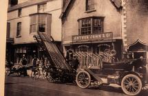 43 High St, Cowbridge 1920s
