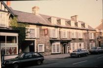 63 High St, Bear Hotel, Cowbridge 1980s