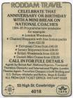 55 High St, Cowbridge, 1984 advert