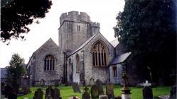Holy Cross church, Cowbridge 2000