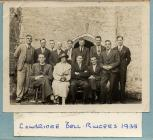 Holy Cross, Cowbridge bellringers 1935