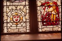 Holy Cross, Cowbridge, Grammar School window