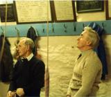 Holy Cross, Cowbridge bell ringers 1980s