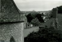 Holy Cross, Cowbridge from Grammar School