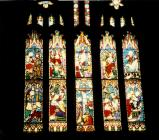 Holy Cross, Cowbridge window