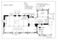 Holy Cross, Cowbridge, plan