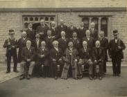 David Tilley, Cowbridge mayor ca 1910