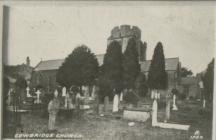 Souvenirs of Cowbridge postcard ca 1916