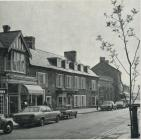 63 High St, Bear Hotel, Cowbridge 1974