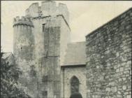 Holy Cross, Cowbridge & fives court