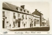63 High St, Bear Hotel, Cowbridge 1953
