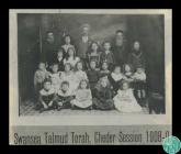 Photographs of the Swansea Beth Hamedrash, 1909