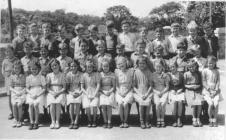 Newcastle Emlyn Primary School Senior Classes,...