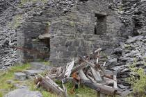 Aberllefenni slate quarry 2015
