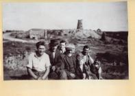 Peter Williams' family at Amlwch