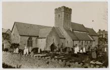 St Illtuds Church, Llantwit Major