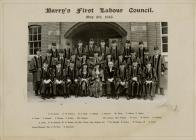 Barry's First Labour Council