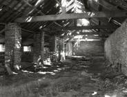 Slate mill shed