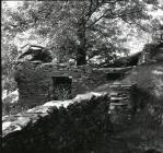 Side Shot of Ruined Farm House
