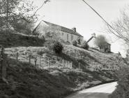 Former chapel at Capel Seon, Llanwrin