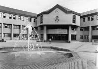 Port Talbot Civic Centre 1980s