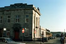 Aberystwyth Railway Station Side Elevation