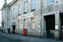 Aberystwyth Train Station - Front Elevation