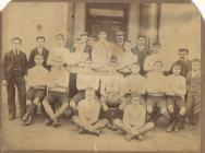 Briton Ferry Rugby Team 1900s