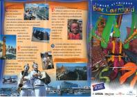Cardiff Bay Marketing Leaflet Feat Wonderbrass