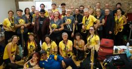 Wonderbrass - Members new and old