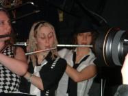 Wonderbrass at Clwb Ifor Bach Cardiff 2008