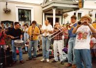 Heavy Quartet at Brecon Jazz