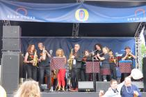 Wonderbrass at The Ashes 2015