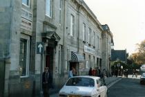 Old Aberystwyth Train Station
