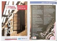 St Donats Art Centre programme, Winter 2011
