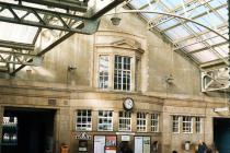 Aberystwyth Train Station Interior