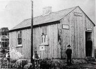 The First Post Office in Barry
