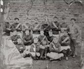 A Barry Football  Team