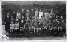 Fronwen School 1927