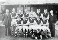 Borough Rovers in 1955