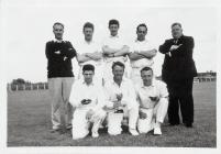 Six-A-Side Cricket Team