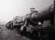 Steam Engines in Woodham's Scrap Yard
