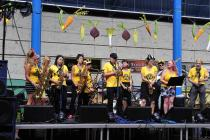 Wonderbrass at Wall2Wall Jazz Festival