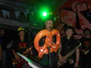 Wonderbrass playing at Cardiff Oktoberfest