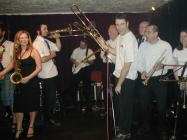 Riverbank Hotel gig April 2003