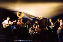 Wonderbrass at Brecon Jazz 1998