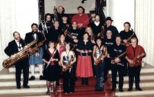 Wonderbrass in City Hall Cardiff