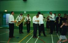 Wonderbrass at Hawthorn Leisure centre, 1999