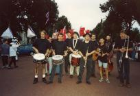 Wonderbrass aC SWICAifHall hall, 1995