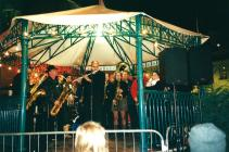 Wonderbrass at Winter Wonderland 2004
